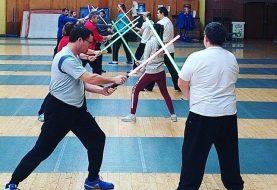 Duelo de sabres de luz, de Star Wars, vira esporte oficial na França