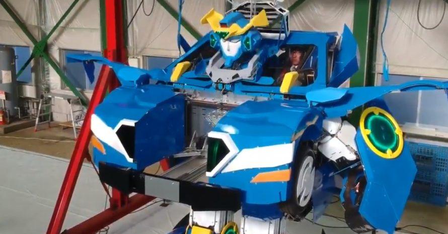 Carro que se transforma em robô de Transformers é criado; veja vídeo