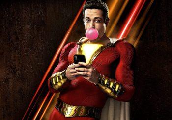Shazam! tem referência ao Capitão América que poucos notaram