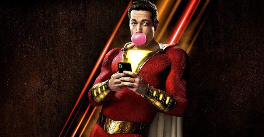 Crítica: Shazam! é uma aventura com emoção, equilíbrio e diversão