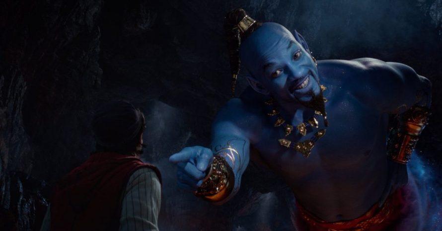 Aladdin tem novo trailer com mais detalhes do Gênio de Will Smith; assista