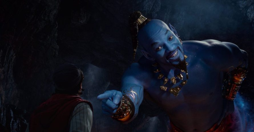 Com visual elogiado, Aladdin tem primeiras reações divulgadas; veja