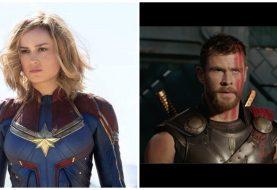 Capitã Marvel quase teve ligação com Thor: Ragnarok; entenda