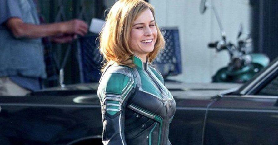 Capitã Marvel já quebrou vários recordes de bilheteria; confira os números