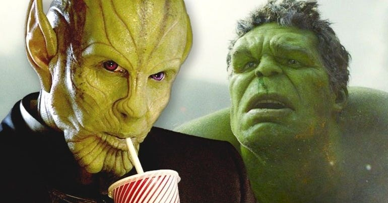 Líder dos Skrulls já fez o Hulk chorar nos quadrinhos