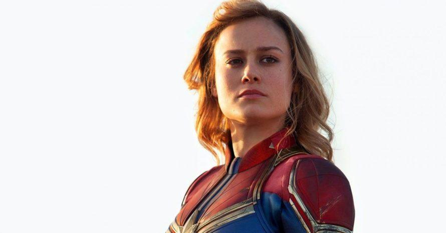 Ultimato: Brie Larson explica fotos da Capitã Marvel em Vormir