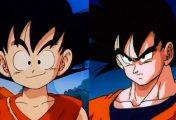 Dragon Ball Z: o dia em que Goku, já adulto, encontrou sua versão criança