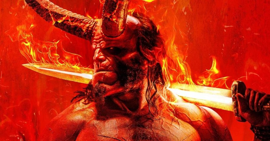 Novo filme do Hellboy tem segundo trailer oficial divulgado; assista