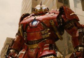 Pôster de Vingadores: Ultimato revela presença da armadura Hulkbuster