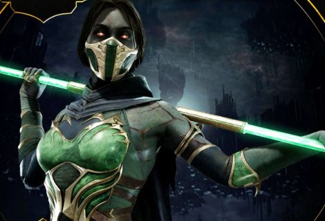 Mortal Kombat 11: Jade cumpre o desafio da garrafa de Jason Statham