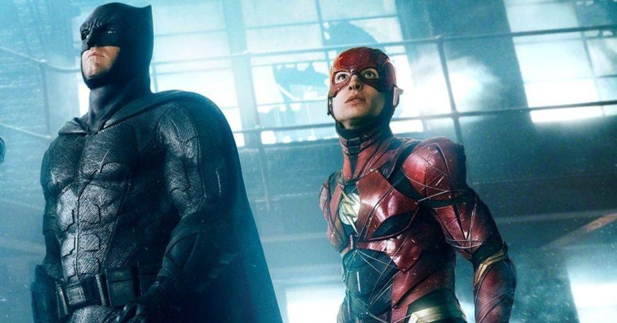 Filmes do Flash e do Batman devem começar as filmagens em 2019