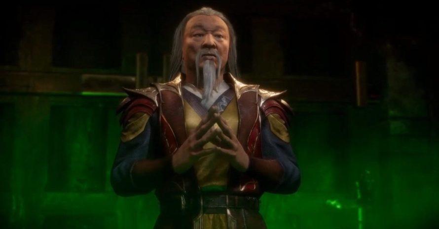Mortal Kombat 11 anuncia lutadores Shang Tsung e Noob Saibot