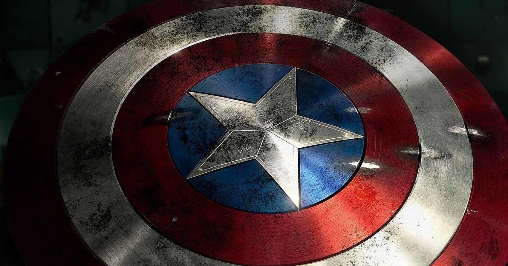 Ultimato Arte Mostra Thanos Estilhacando Escudo Do Capitao America