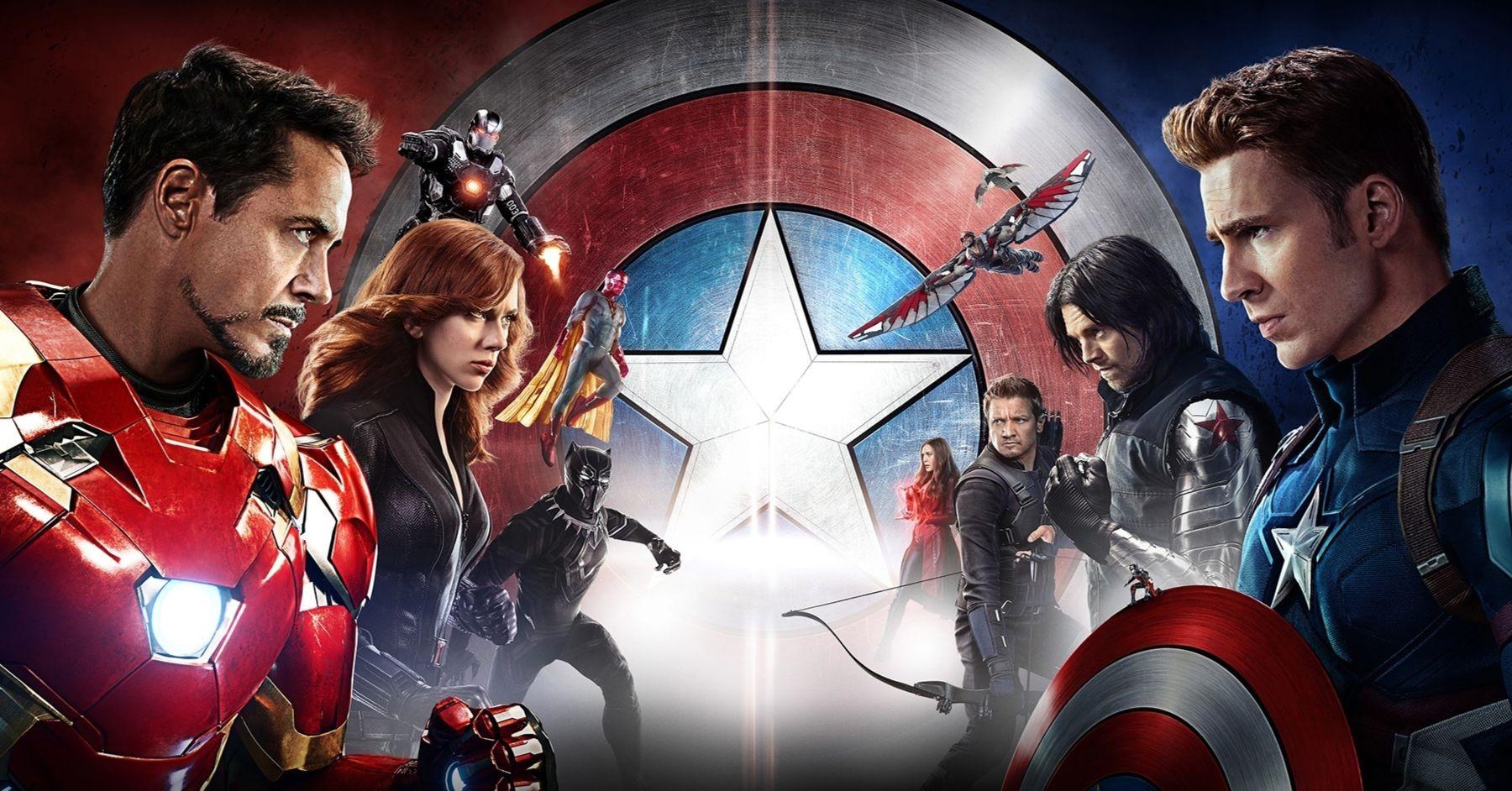 Guerra Civil: relembre o confronto que dividiu os Vingadores