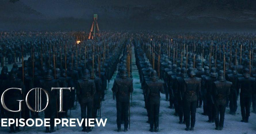 Game of Thrones: HBO divulga prévia do 3° episódio da temporada final; assista