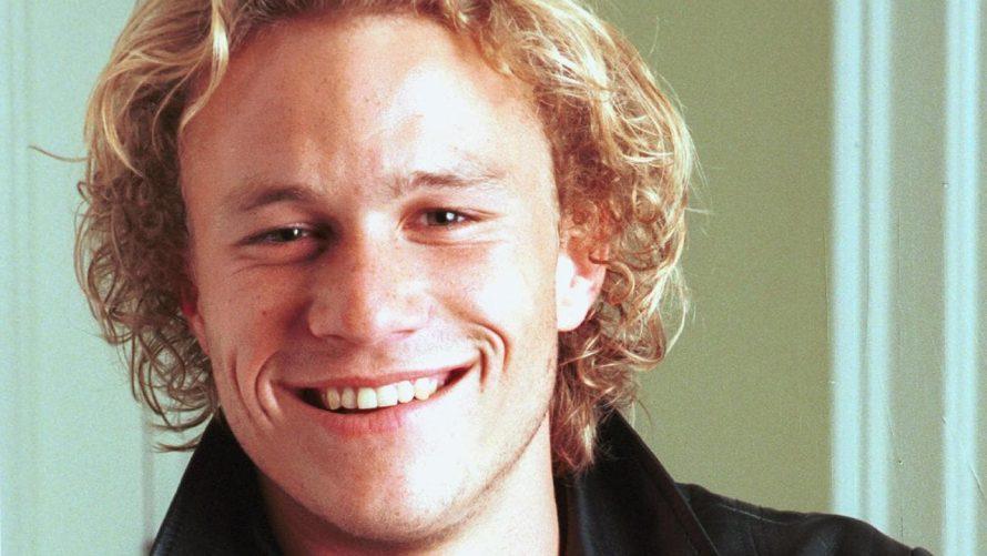 Heath Ledger, o ator que não teve tempo de realizar sonho de ser diretor