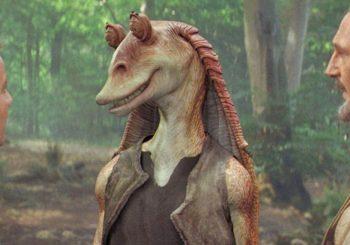 George Lucas diz que Jar Jar Binks é o personagem favorito dele