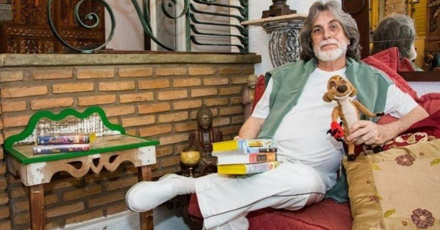 Dublador de Timão e outros, Pedro de Saint Germain morre aos 69 anos