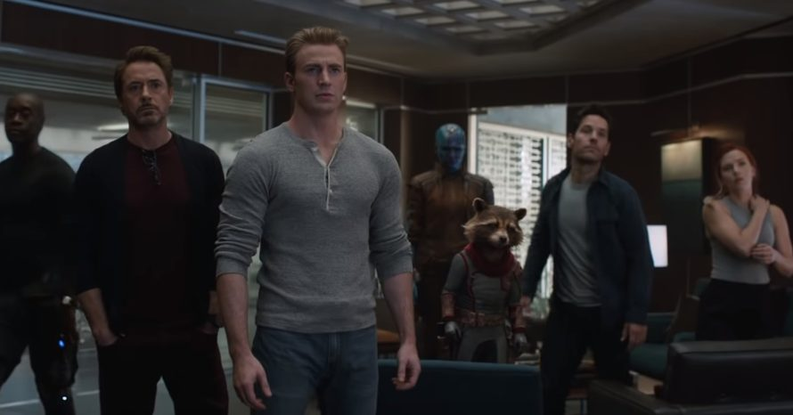 Os salários dos atores de Vingadores: Ultimato para fazer o filme