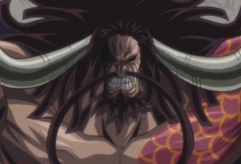 One Piece: o poderoso Kaido retorna de forma triunfal no anime