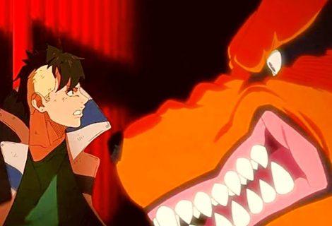 Boruto: Kurama revela segredos do passado a Kawaki no mangá
