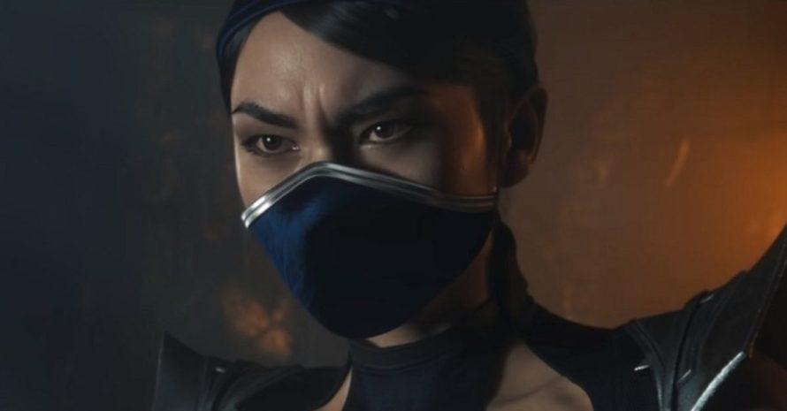 Mortal Kombat 11 confirma Kitana, que luta com Scorpion em trailer