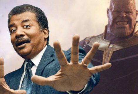Neil DeGrasse Tyson comenta teoria escatológica de Vingadores: Ultimato