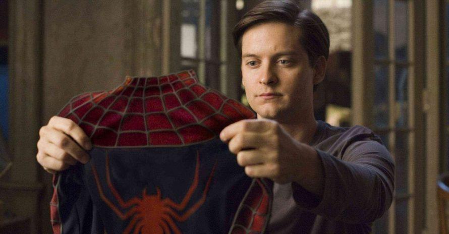Homem-Aranha 3: fã encontra easter-egg na trilogia de Sam Raimi