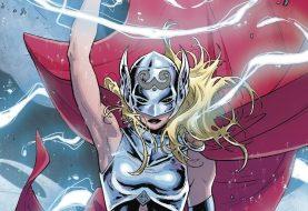 Capitão América abre portas para Thor mulher no Universo Marvel