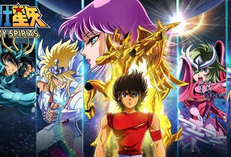 Novo game de Cavaleiros do Zodíaco, Saint Seiya: Galaxy Spirits chega aos celulares