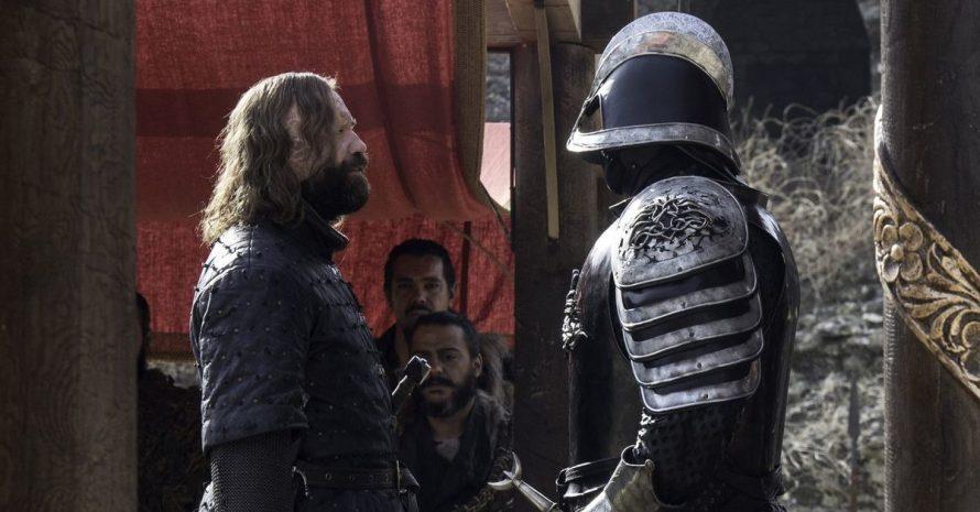 Game of Thrones: série finalmente mostra o aguardado 'CleganeBowl'
