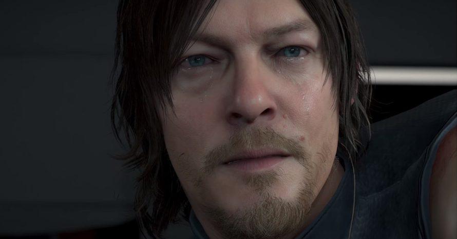 Death Stranding, de Hideo Kojima para PS4, ganha trailer e data de estreia