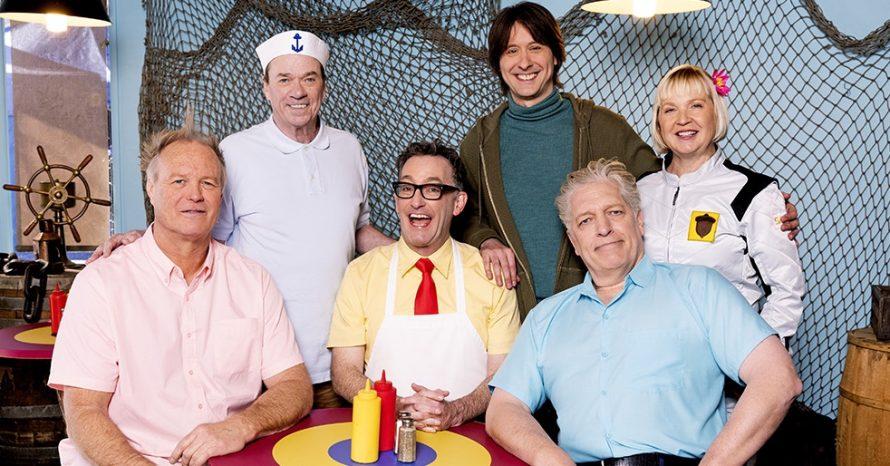 Nickelodeon divulga primeiras imagens de live-action de Bob Esponja