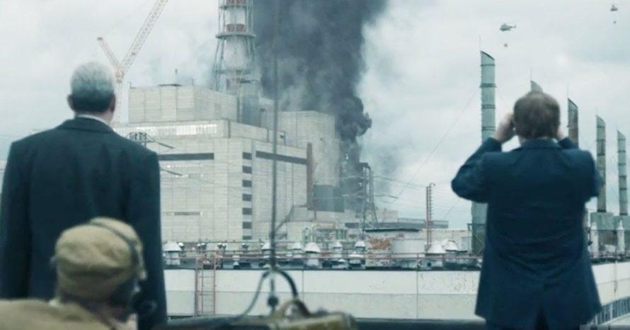 Série Chernobyl, da HBO, revê o desastre nuclear e as conspirações