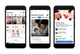 Facebook é redesenhado e ganha visual mais limpo e menos azul