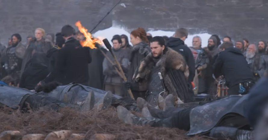 Veja trailer de documentário da HBO com bastidores de Game of Thrones