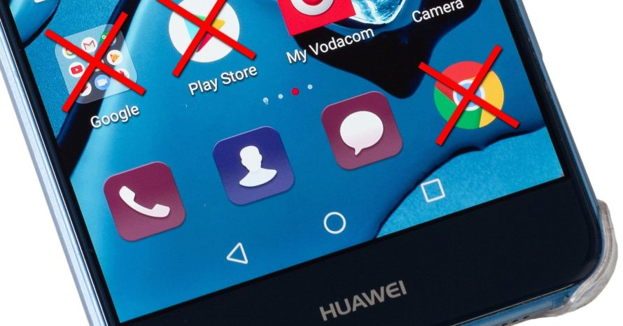 Boicote dos EUA à China pode tirar Android dos celulares Huawei
