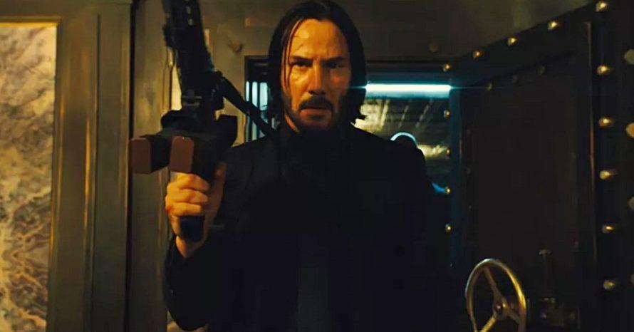 Keanu Reeves apresenta a franquia John Wick em vídeo de 60 segundos