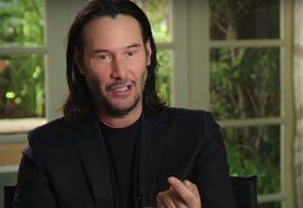 Em vídeo, Keanu Reeves comenta cena de perseguição em John Wick 3
