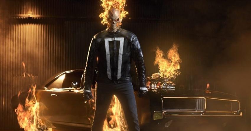 Marvel confirma duas novas séries, incluindo do Motorista Fantasma