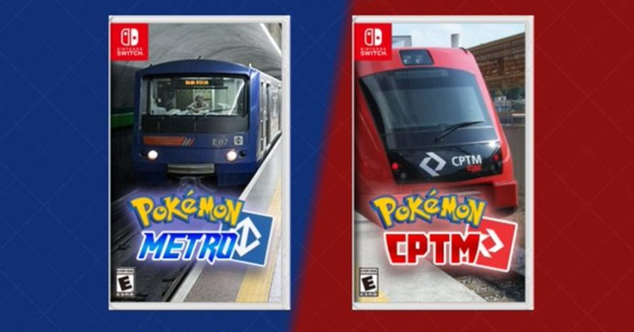 Metrô de SP posta brincadeira envolvendo Pokémon no Twitter