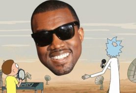 Kanye West pode colaborar em nova temporada de Rick and Morty