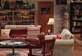 Johnny Galecki mostra cenário de The Big Bang Theory sendo desmontado