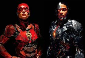 Contratos de Ezra Miller e Ray Fisher com a DC acabam este mês