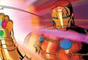 O Homem de Ferro já usou a Manopla do Infinito nas HQs