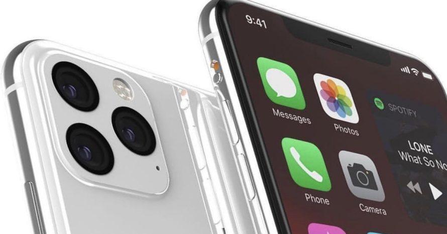 Supostas imagens do novo iPhone vazam na web e as pessoas estão horrorizadas