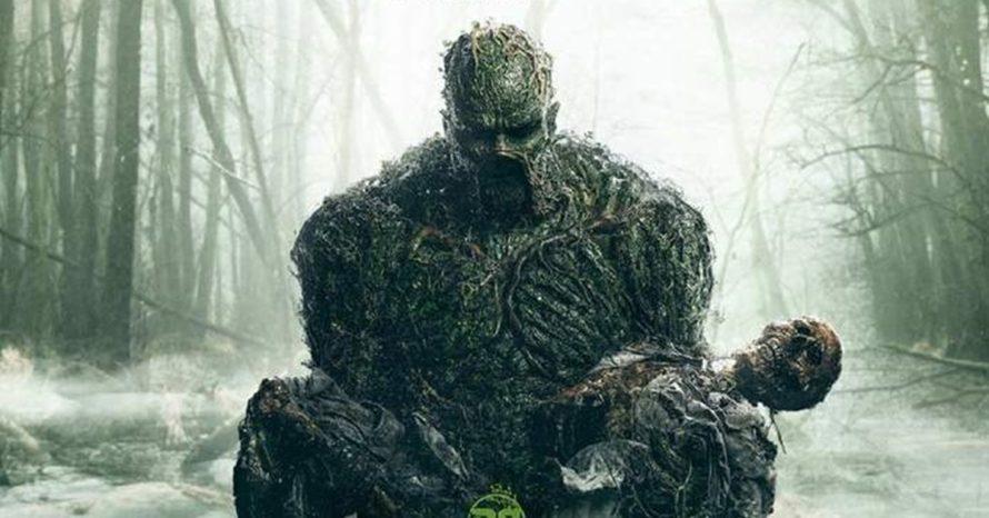 Nova série da DC, Monstro do Pântano ganha primeiro trailer completo