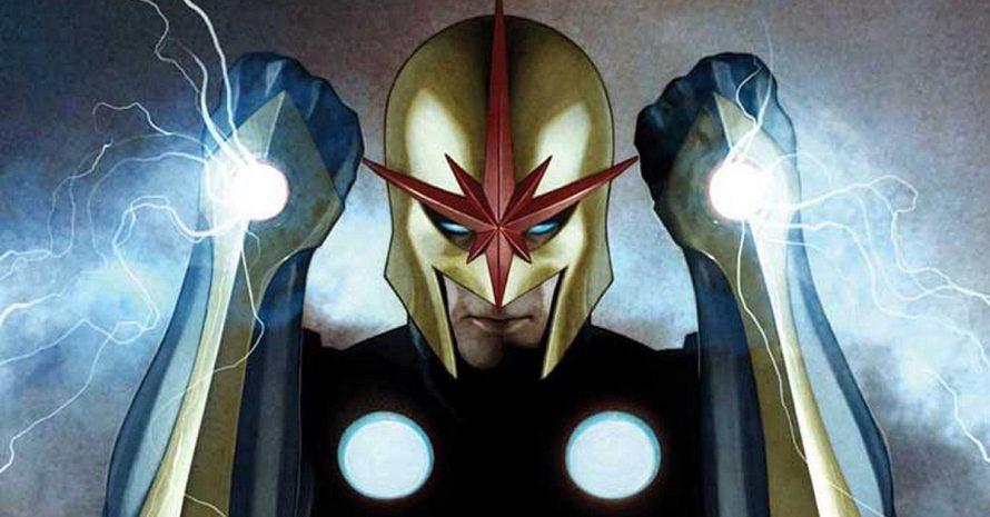 Chegada do Nova ao Universo Marvel será decidida por James Gunn