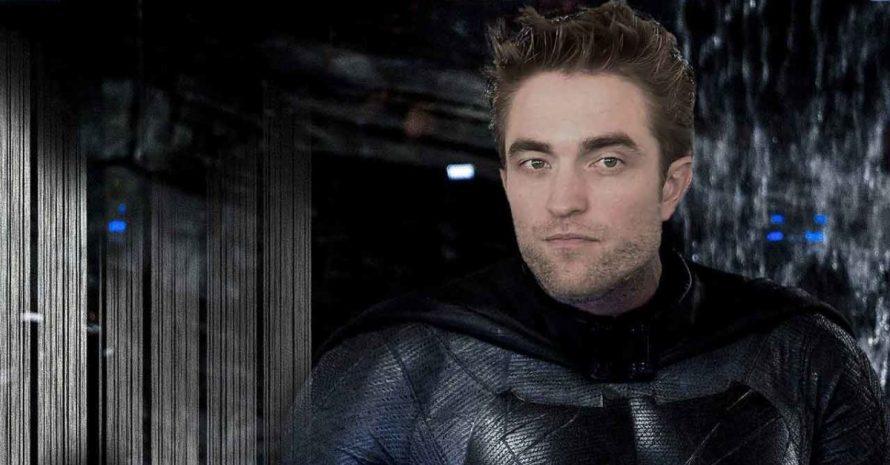 Robert Pattinson está proibido de falar sobre o Batman