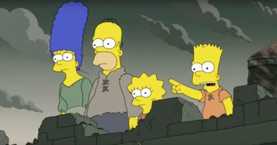 22 vezes em que os Simpsons previram o futuro